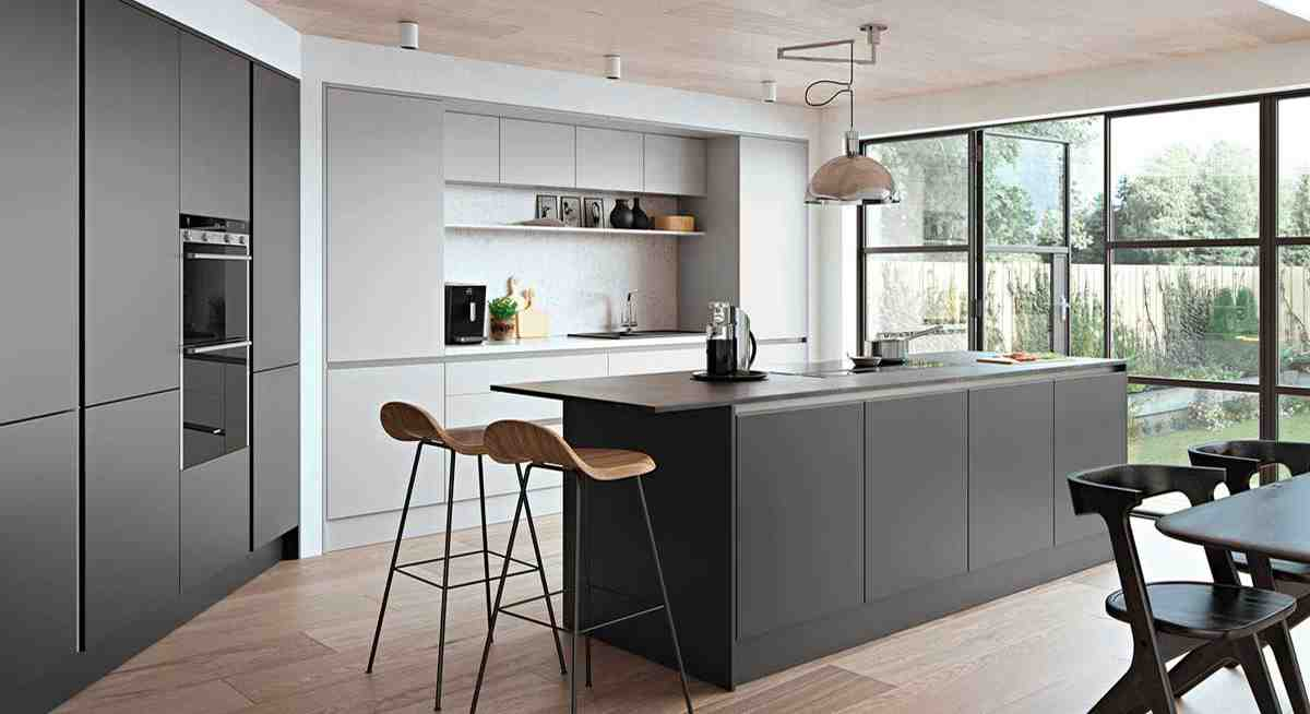 kitchens in burryport, wales by steve williams - tribeca