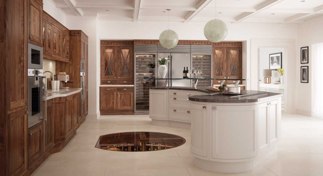 kitchens in burryport, wales by steve williams - victoria