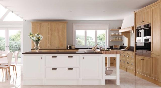 kitchens in burryport, wales by steve williams - edmonton