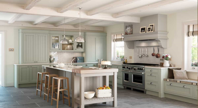 kitchens in burryport, wales by steve williams - mayfair
