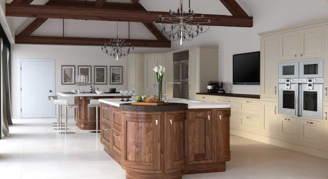 kitchens in burryport, wales by steve williams - hudson