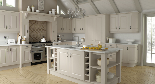 kitchens in burryport, wales by steve williams - ealing - matte
