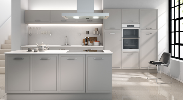kitchens in burryport, wales by steve williams - jones - matte