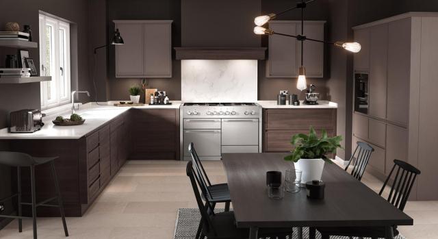 kitchens in burryport, wales by steve williams - lichfield espresso