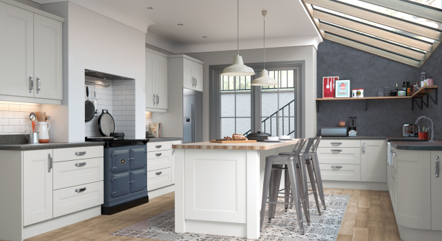 kitchens in burryport, wales by steve williams - mason - matte