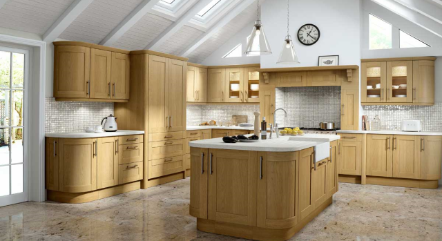 kitchens in burryport, wales by steve williams - tuscany