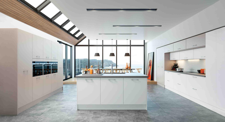 kitchens in burryport, wales by steve williams - vassa matt