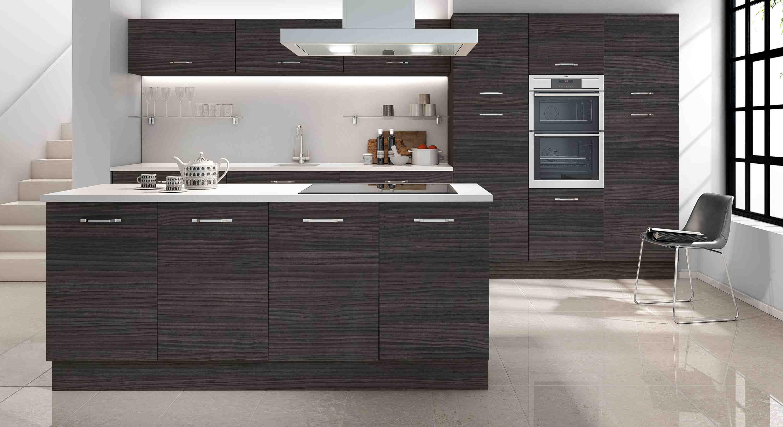 kitchens in burryport, wales by steve williams - vassa structured